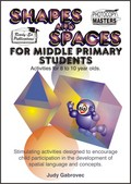 Thumbnail Shapes & Spaces for Middle Primary  (NZ Version)