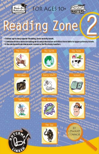 Product picture Reading Zone 2  (NZ Version)