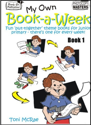 Product picture Book-a-Week Bk 1  (NZ Version)
