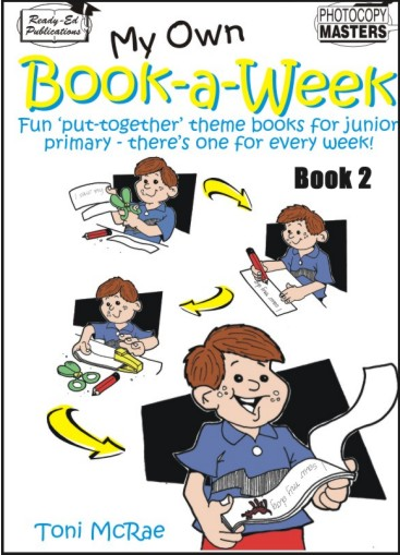 Product picture Book-a-Week Bk 2  (NZ Version)